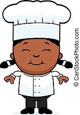 dziecko, mistrz kucharski