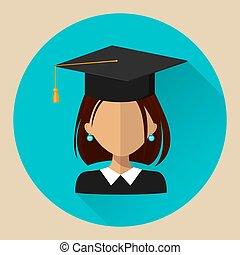 dziewczyna student