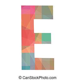 E alphabet