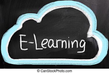 e-aprendendo, conceito
