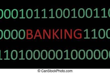 e-, bancario