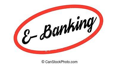 e-bankwesen, urkundenstempel