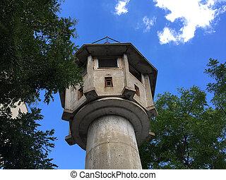 E Berlin watchtower 1