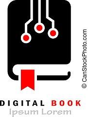 E-book vector icon