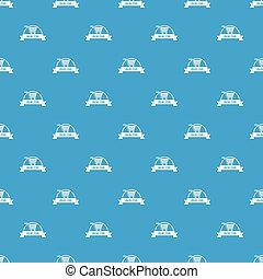 E business pattern vector seamless blue