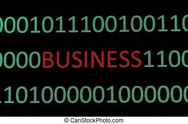 e-, business