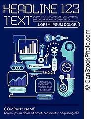 E-commerce Booklet Template Design