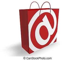 E-Commerce Concept  - E-Commerce Concept