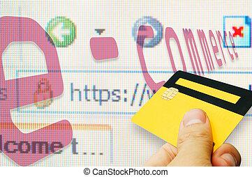 e-commerce, jeg