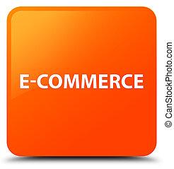 E-commerce orange square button