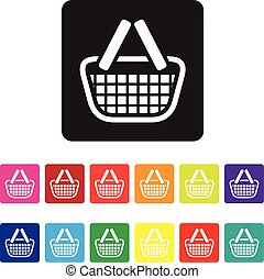 e-commerce sales icon set
