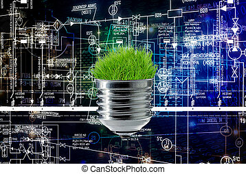 E-connection engineering technology. Working Engineer