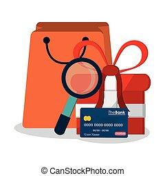 e-handel, pojęcie, projektować