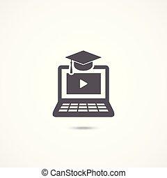 e-learning , άσπρο , εικόνα