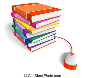 E-learning concept  - E-learning concept