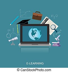 E learning concepts