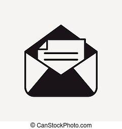 e-mail, ícone