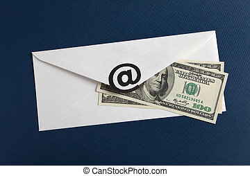 E-Mail and usa dollar