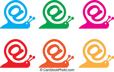 E-mail icon - E-mail concept, vector icon