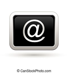 E mail icon. Vector illustration