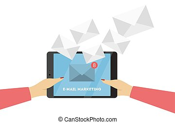 e-mail, marketing., business