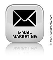 E-mail marketing special white square button
