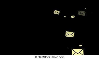 e-mail, voler
