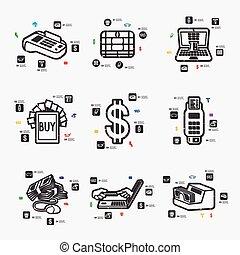 e-money infographic
