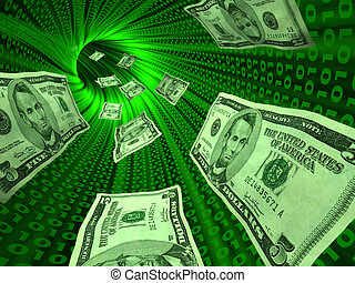 e- peníze