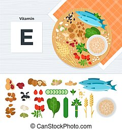 e, producten, vitamine