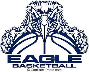 eagle basketball
