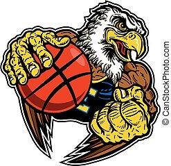 eagle basketball player