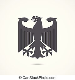Eagle Coat of arms of Germany