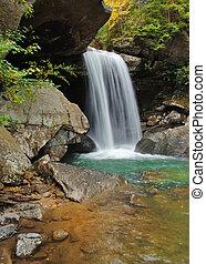 Eagle Falls in Kentucky