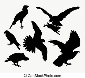 fighting hawk vector clipart  csp15821563