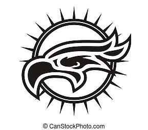 eagle head 22