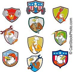 Eagle-mascot-CREST-CARTOON-SET