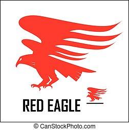 eagle, red eagle.