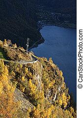 Eagle road to Geiranger