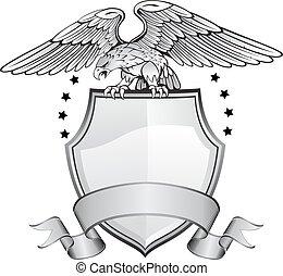 Eagle Shield Insignia