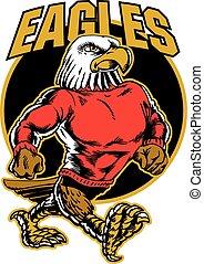 Eagle Strut Title Neo Classic