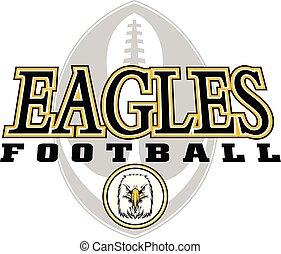 Eagles Football Design Concept