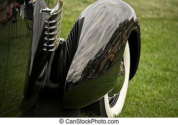 Early American Classic Car 2
