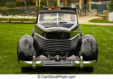 Early American Classic Car 3
