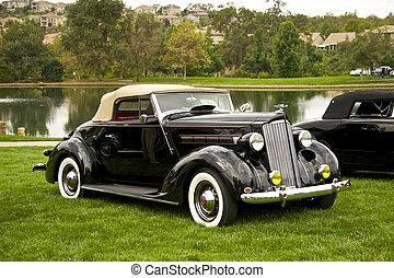Early American Classic Car 6