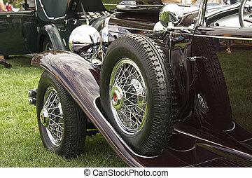 Early American Classic Car 8
