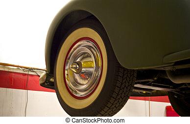 Early Custom Car 1