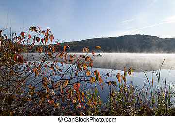 Early morning at Monksville Reservoir