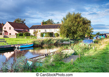 West Somerton - Early morning at West Somerton a picturesque...