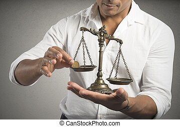 Earning balance - Concept of earning balance with...